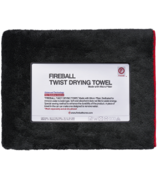 Fireball Twist Drying Towel 70X200